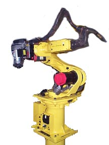 FANUC ArcMate 100i - RJ2 Controller Image