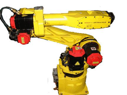 FANUC ArcMate 100iB - RJ-3iB RIA Image